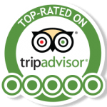 WE' RE ON TRIPADVISOR
